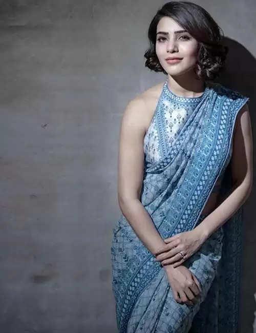 Fashion Tips :साऊथ एक्ट्रेस सामंथा प्रभु के ट्रेडिशनल लुक है बड़े कमाल के ,उनके शानदार कलेक्शन की देखे यहां एक झलक