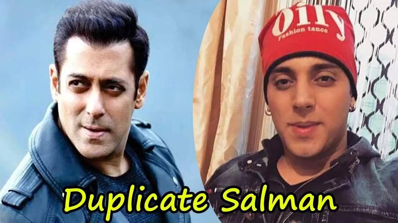 Bollywood gossip: लाल बाल और दाढ़ी में अगर सलमान खान नहीं तो फिर कौन है ? पढ़े पूरी सच्चाई